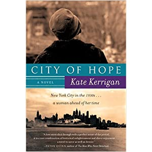 City of Hope by Kate Kerrigan
