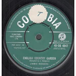 jimmie rodgers english country garden music. Black Bedroom Furniture Sets. Home Design Ideas