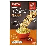 Ryvita Multi Seed Thins 125g