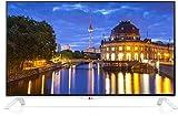 LG 40UB800V 100 cm (40 Zoll) LED-Backlight-Fernseher, EEK A (Ultra HD, 900Hz UCI, DVB-T/C/S, CI+, WLAN, Smart TV, HbbTV, Magic Remote) weiss