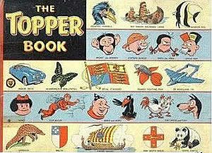 The Topper Book 1955 (Annual)