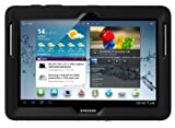 OtterBox Defender Series Three-Layer Protection Case Cover with Screen Protector for Samsung Galaxy Tab 2 10.1 - Black
