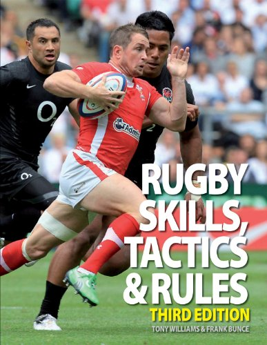 Rugby Skills, Tactics and Rules, by Tony Williams, Frank Bunce