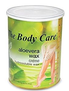 The Body Care Aloevera Hydrosoluble Wax