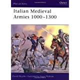 "Italian Medieval Armies 1000-1300 (Men-at-Arms)von ""David Nicolle"""