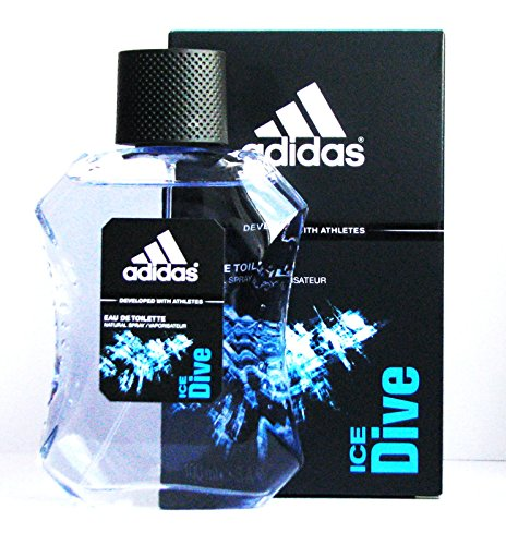 Adidas Ice Dive Eau de Toilette Spray Per Lui 100ml