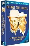 La grande vadrouille + Le corniaud - Coffret Bourvil/De Funès/Oury [Blu-ray]