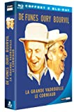 echange, troc La grande vadrouille + Le corniaud - Coffret Bourvil/De Funès/Oury [Blu-ray]