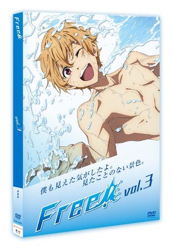 Free! 3 [DVD]