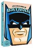 echange, troc Coffret 2 DVD + 1 masque - Les aventures de Batman