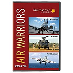 Smithsonian: Air Warriors Season 2 DVD
