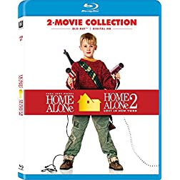 Home Alone (2-Movie Collection) [Blu-ray]