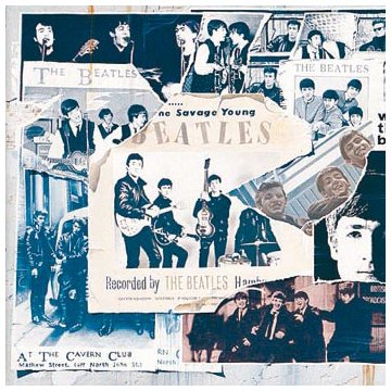 Original album cover of Anthology 1 by Beatles