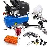 Druckluftkompressor Luftdruck Kompressor 24 Liter