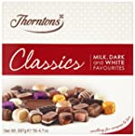 Thorntons Classics Milk/ White/ Dark...