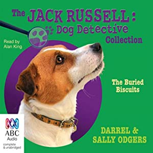 The Buried Biscuits Audiobook