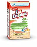 Boost Kid Essentials 1.5 with Fiber, Very Vanilla, 8-Ounce Boxes (Pack of 27)