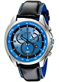 Citizen AT2180-00L Eco-Drive Men's Drive Stainless Steel Blue Dial Chronograph Watch