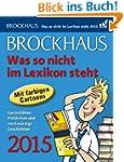 Brockhaus Was so nicht im Lexikon ste...