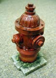 Dog Fire Hydrant Yard Garden Indoor Outdoor Statue 14