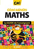 Compagnon Maths CM1 CM1 (Le guide)