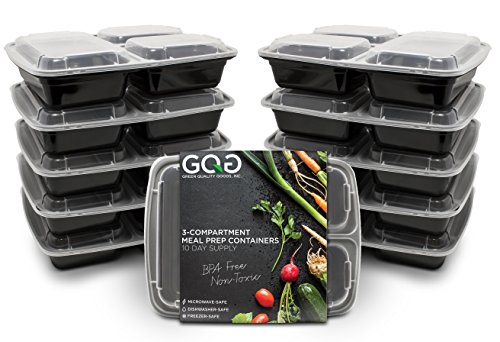 BPA Free Meal Prep Containers