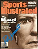 "Pat Summitt (d. 2016) Signed Autographed Complete ""Sports Illustrated"" Magazine - COA Matching Holograms"