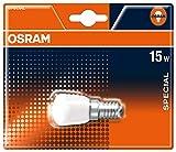Osram Glühbirne 15 Watt E14/SES Special Lampe SPC. T26/57 FR 15 230V