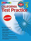 Spectrum State Specific: California Test Practice, Grade 5