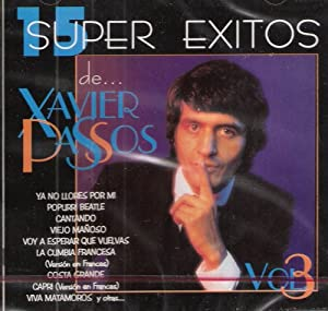 Xavier Pasos, Javier Pasos, Javier Pazos, Passos Xavier. Xavier Passos