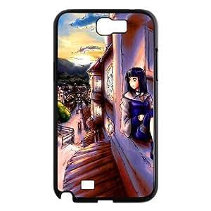 Custombox Hyuga Hinata Samsung Galaxy Note 2 N7100 Case Plastic Hard Phone case-Note 2-DF00115