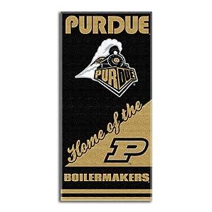 Buy NCAA Purdue Boilermakers Home Beach Towel, 28 x 58-Inch by Northwest