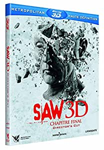 Saw 3D - Blu-ray 3D active [Blu-ray] [Combo Blu-ray 3D + Blu-ray 2D]