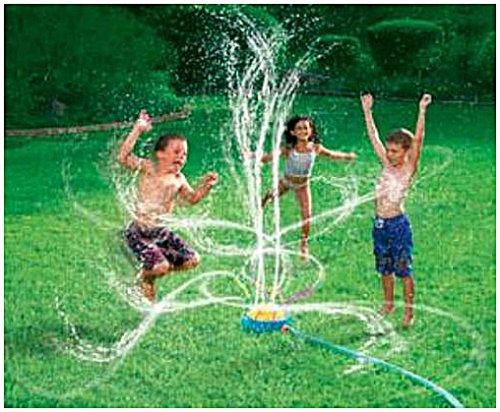 kids water sprinklers backyard fun in the sun kids