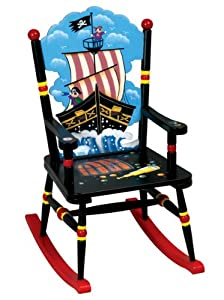 Guidecraft Pirate Rocking Chair from Guidecraft Inc