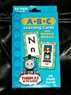 Thomas   Friends A B C Learning Cards