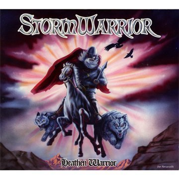 Heathen Warrior by STORMWARRIOR (2011-05-16)