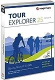 Software - TOUR Explorer 25 Set West, Version 8.0 (Nordrhein-Westfalen, Hessen, Rheinland-Pfalz, Saarland): Digitale Karten, Tourenplanung und GPS