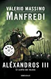 Alexandros: El confin del mundo / The Confines of the World (Best Seller) (Spanish Edition) (8497594398) by Valerio Manfredi