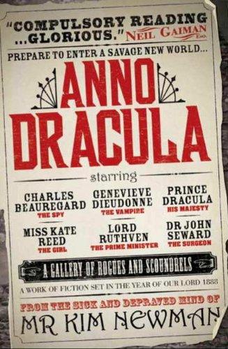 Anno Dracula, Kim Newman