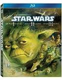 Star Wars: The Prequel Trilogy [Reino Unido] [Blu-ray]