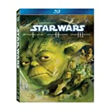Star Wars: The Prequel Trilogy (Episodes I-III) [Blu-ray] [1999]by Ewan McGregor