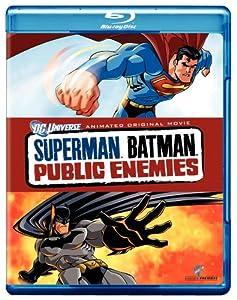 Superman/Batman: Public Enemies [Blu-ray] at Gotham City Store