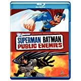 Superman/Batman: Public Enemies [Blu-ray] [2009] [US Import]by Clancy Brown