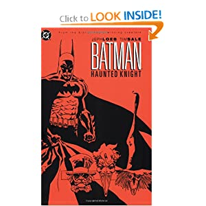 Batman: Haunted Knight by Jeph Loeb and Tim Sale