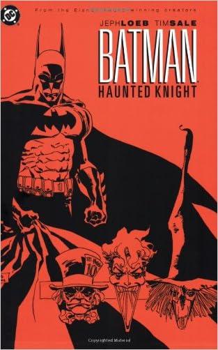 Batman: Haunted Knight written by Jeph Loeb