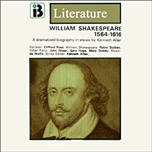 William Shakespeare: The Writers Series (Dramatised) | [Kenneth Allen]