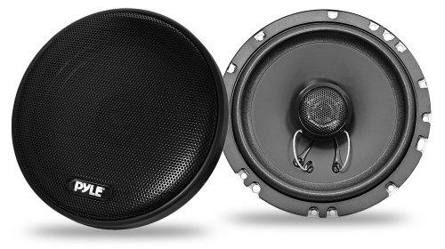 Pyle Plsl6502 Plus Series 6.5-Inch 200 Watt Slim Mount 2-Way Coaxial Speakers - Set Of 2