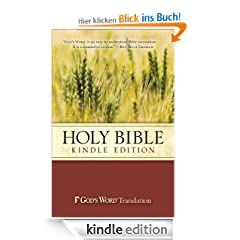 GOD'S WORD Translation (GW) (with direct verse lookup and book and chapter navigation)