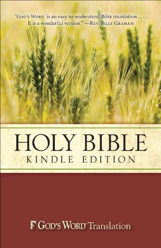 Holy Bible, GOD'S WORD Translation (GW) (with direct verse lookup and book and chapter navigation)